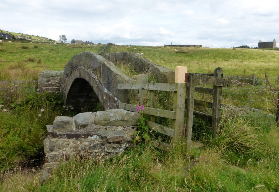 Strines Bridge 2